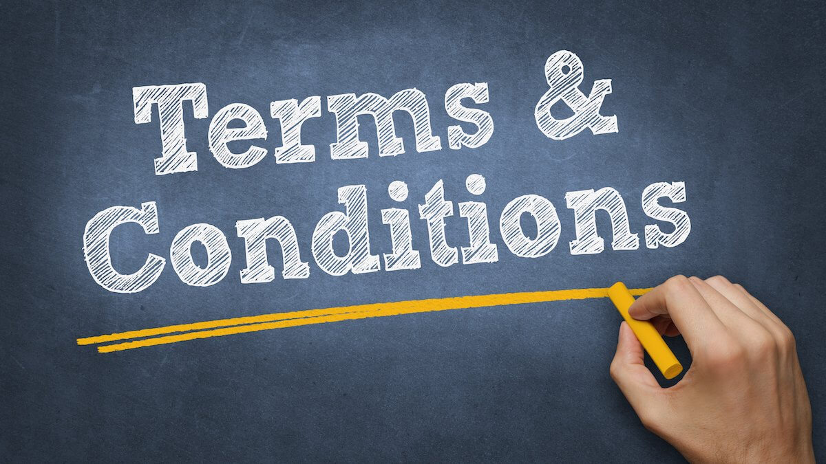 The Ultimate Guide To Website Terms And Conditions | BEB