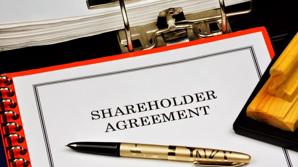 Main Reasons Why Most Companies Need a Signed Shareholders' Agreement